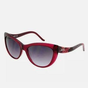 NWT Just Cavalli Sunglasses. RED